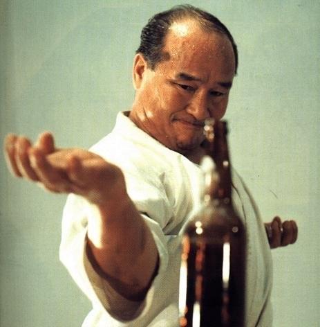Maître Masutatsu Oyama